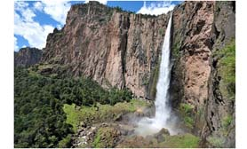 Basaseachic Falls Chihuahua