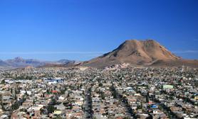 Chihuahua mexico panorama