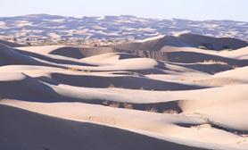 Sand Dunes of Samalayuca
